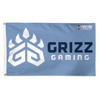 Grizz Gaming Memphis Grizzlies Flag - Deluxe 3' X 5'