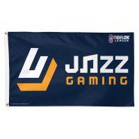 Jazz Gaming Utah Jazz Flag - Deluxe 3' X 5'