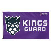 Kings Guard Gaming Sacramento Kings Flag - Deluxe 3' X 5'