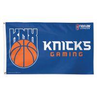 Knicks Gaming New York Knicks Flag - Deluxe 3' X 5'