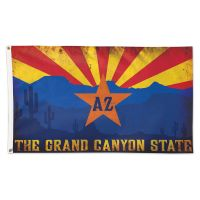 State / Arizona Flag - Deluxe 3' X 5'