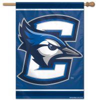"""Creighton Bluejays Vertical Flag 28"""" x 40"""""""