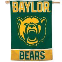 "Baylor Bears Vertical Flag 28"" x 40"""
