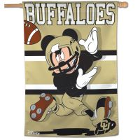 """Colorado Buffaloes / Disney MICKEY MOUSE Vertical Flag 28"""" x 40"""""""