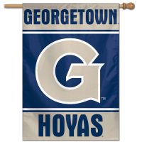 "Georgetown Hoyas Vertical Flag 28"" x 40"""