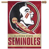"""Florida State Seminoles Vertical Flag 28"""" x 40"""""""