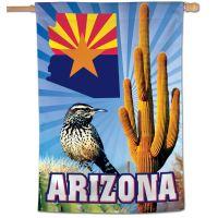 """State / Arizona Vertical Flag 28"""" x 40"""""""