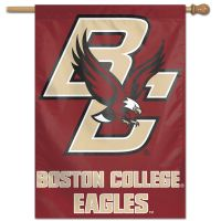 "Boston College Eagles Vertical Flag 28"" x 40"""