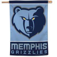 "Memphis Grizzlies Vertical Flag 28"" x 40"""