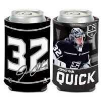 Los Angeles Kings Can Cooler 12 oz. Jonathan Quick