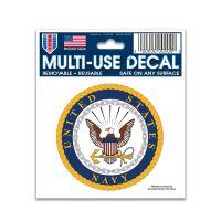 "U.S. Navy Multi-Use Decal 3"" x 4"""