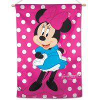 "Minnie Mouse / Disney Minnie Mouse Vertical Flag 28"" x 40"" Minnie Mouse"