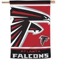 "Atlanta Falcons Vertical Flag 28"" x 40"""