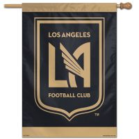 "Los Angeles FC Vertical Flag 28"" x 40"""