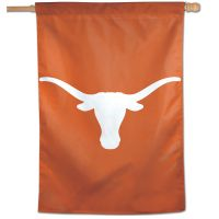 "Texas Longhorns logo Vertical Flag 28"" x 40"""