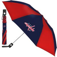 Washington Capitals Auto Folding Umbrella
