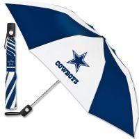 Dallas Cowboys Auto Folding Umbrella