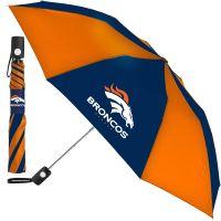 Denver Broncos Auto Folding Umbrella