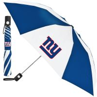 New York Giants Auto Folding Umbrella