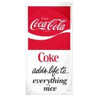 "Coca-Cola Spectra Beach Towel 30""  x 60"""