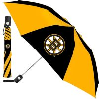 Boston Bruins Auto Folding Umbrella
