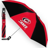 Carolina Hurricanes Auto Folding Umbrella