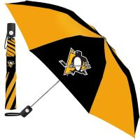 Pittsburgh Penguins Auto Folding Umbrella