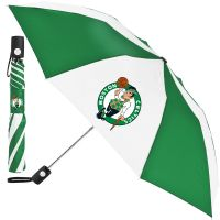 Boston Celtics Auto Folding Umbrella