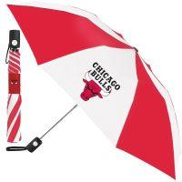 Chicago Bulls Auto Folding Umbrella
