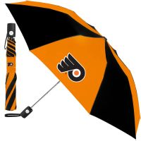 Philadelphia Flyers Auto Folding Umbrella