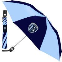 Sporting Kansas City Auto Folding Umbrella
