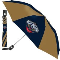 New Orleans Pelicans Auto Folding Umbrella
