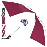 Colorado Avalanche Auto Folding Umbrella