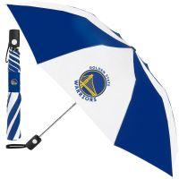 Golden State Warriors Auto Folding Umbrella