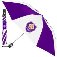 Orlando City SC Auto Folding Umbrella