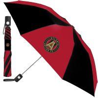 Atlanta United Auto Folding Umbrella