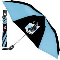 Minnesota United FC Auto Folding Umbrella