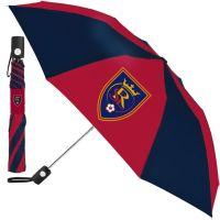 Real Salt Lake Auto Folding Umbrella