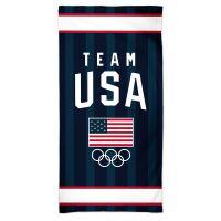 "USOC Team USA Logo Spectra Beach Towel 30""  x 60"""