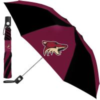 Arizona Coyotes Auto Folding Umbrella