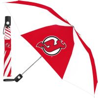 New Jersey Devils Auto Folding Umbrella