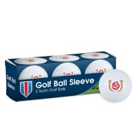 Kentucky Derby Golf Balls - 3 pc sleeve