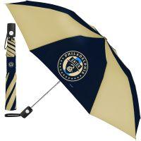Philadelphia Union Auto Folding Umbrella