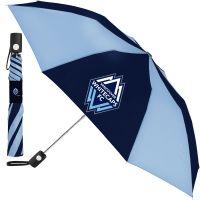 Vancouver Whitecaps FC Auto Folding Umbrella