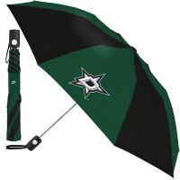 Dallas Stars Auto Folding Umbrella