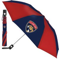 Florida Panthers Auto Folding Umbrella