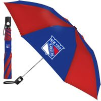 New York Rangers Auto Folding Umbrella