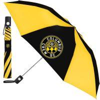 Columbus Crew SC Auto Folding Umbrella