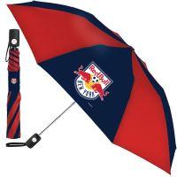 New York Red Bulls Auto Folding Umbrella