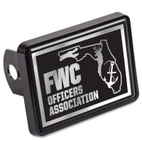 FWC Officers Association Universal Hitch Cover